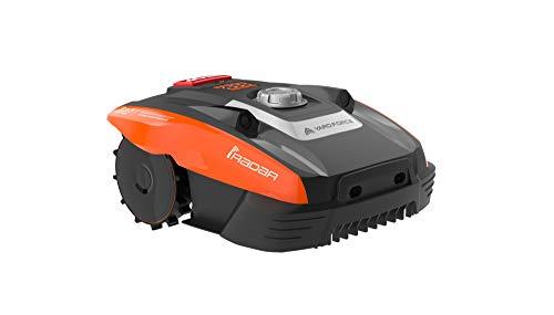 Yard Force Maehroboter COMPACT 400Ri bis zu 400 qm - Yard Force Mähroboter COMPACT 400Ri bis zu 400 qm - Selbstfahrender Rasenmäher Roboter mit WLAN-Verbindung, App-Steuerung, iRadar Ultraschallsensor, Kantenschneide-Funktion und bürstenloser Motor